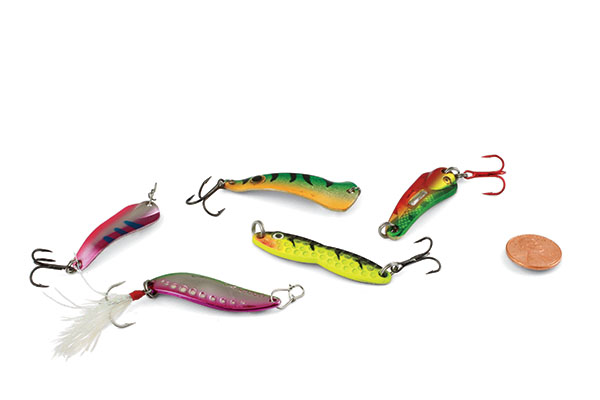 Best Spoons for Spoon Fishing Walleyes