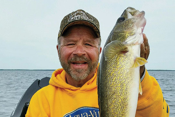 Walleye Tournament Trail