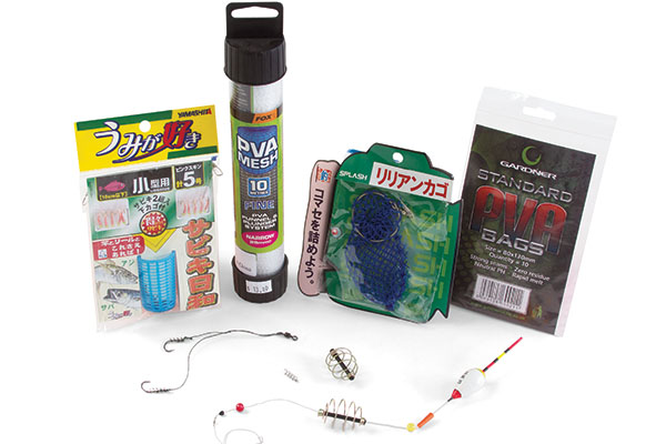 Assorted Fish Attractants