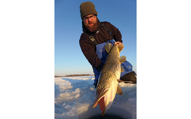 Wisconsin giant pike destinations