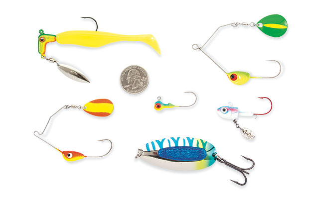 Top Spinners for Late Summer Walleye Walleyes