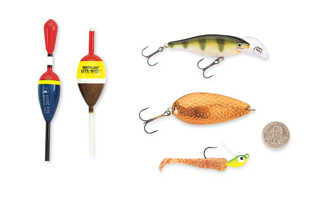 Best Baits for Late Summer Walleye