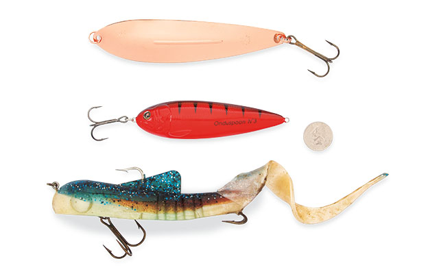 Top Lure Choices for Late Summer Walleye
