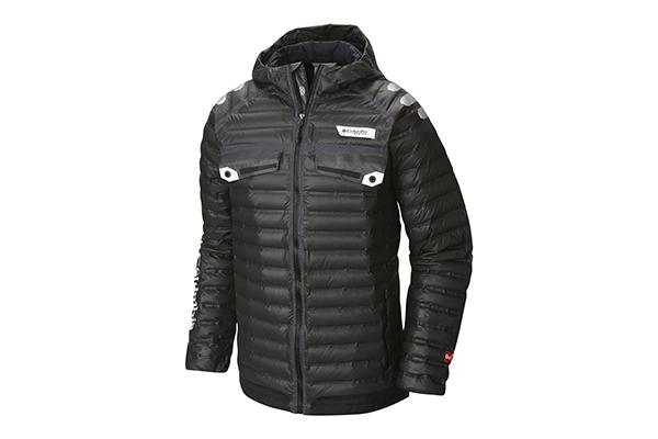 PFG Force 12 Insulated Jacket - hood down