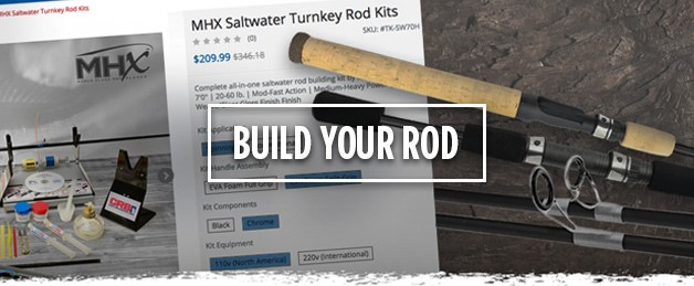 Build Your Custom Fishing Rod Now