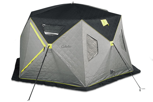 Cabela's Six-Sided Thermal Fishing Shelter