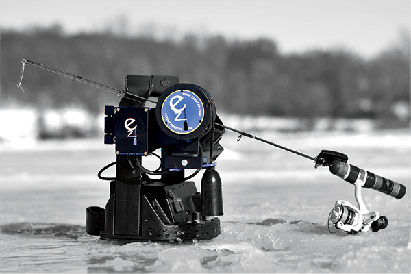 EZ Ducer Fishing Sonar