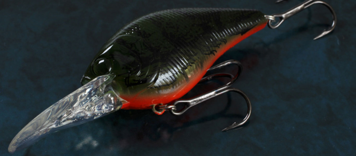 Lucky Craft Smallmouth Crankbait