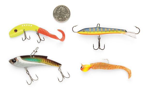 Lures for Predatory Fish