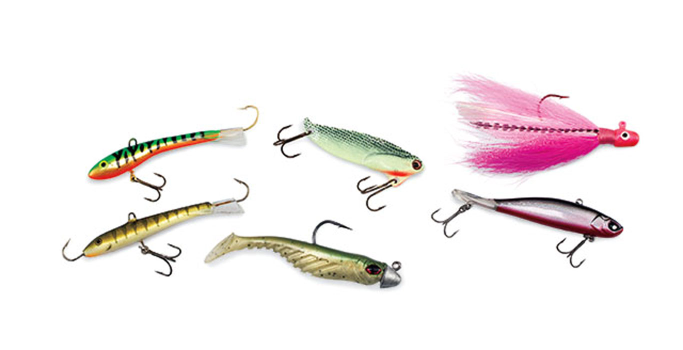 Lures for Catching Walleyes Today