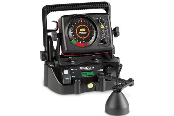 Marcum Shuttle Combo Fishing Sonar
