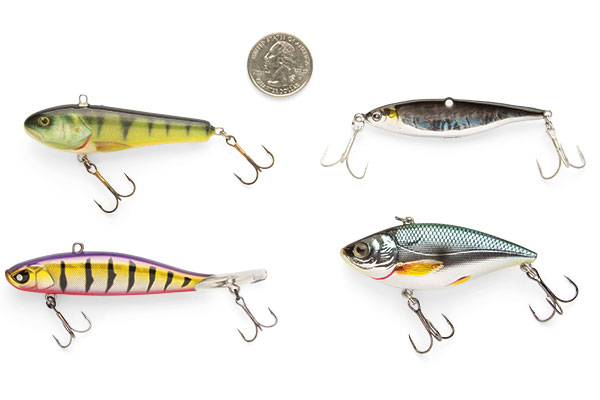 Predatory Fish Lures