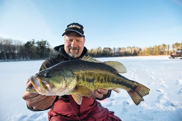 Finding Winter Bass