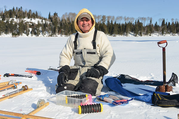 Lessons to Bigger Winter Pike