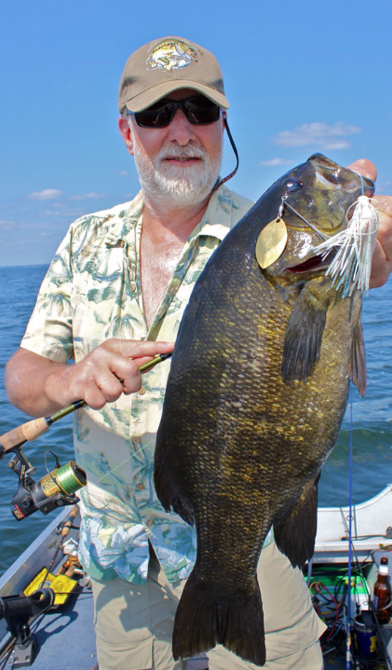 Michigan Best Bass Fishing States