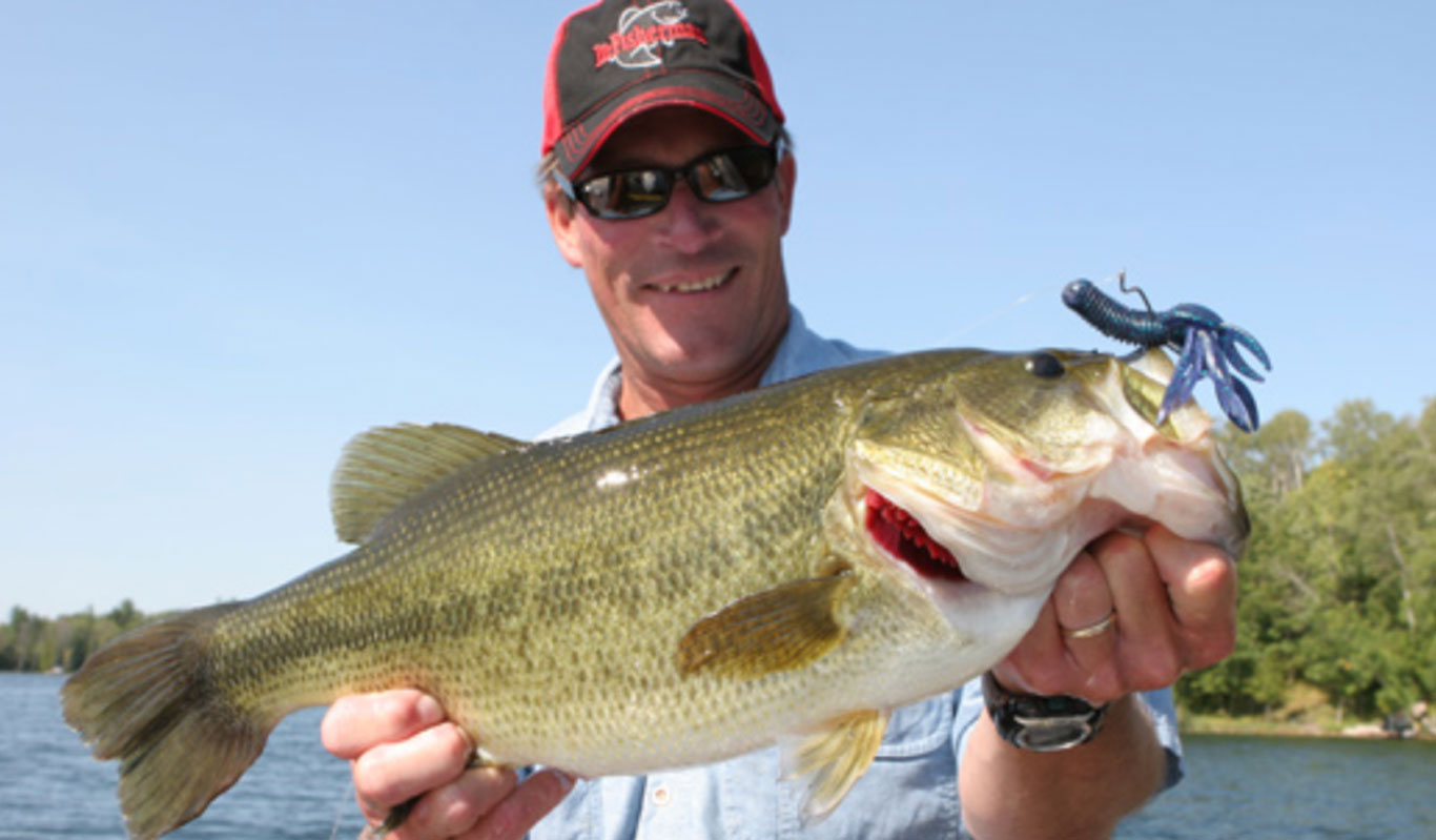 Texas Best Bass Fishing States