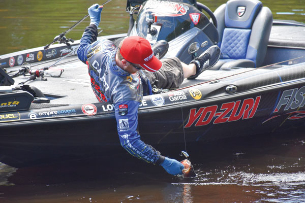 How to Catch More Postspawn Bass