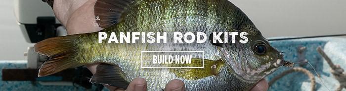 Build Your Panfish Fishing Rod Kit