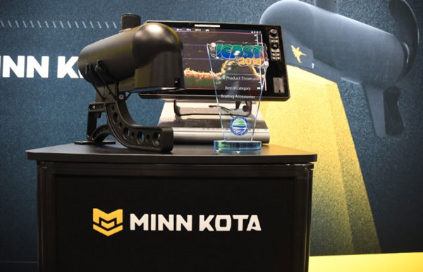 "Minn Kota Wins ""Best Boating Accessory"" with MEGA Down Imaging"