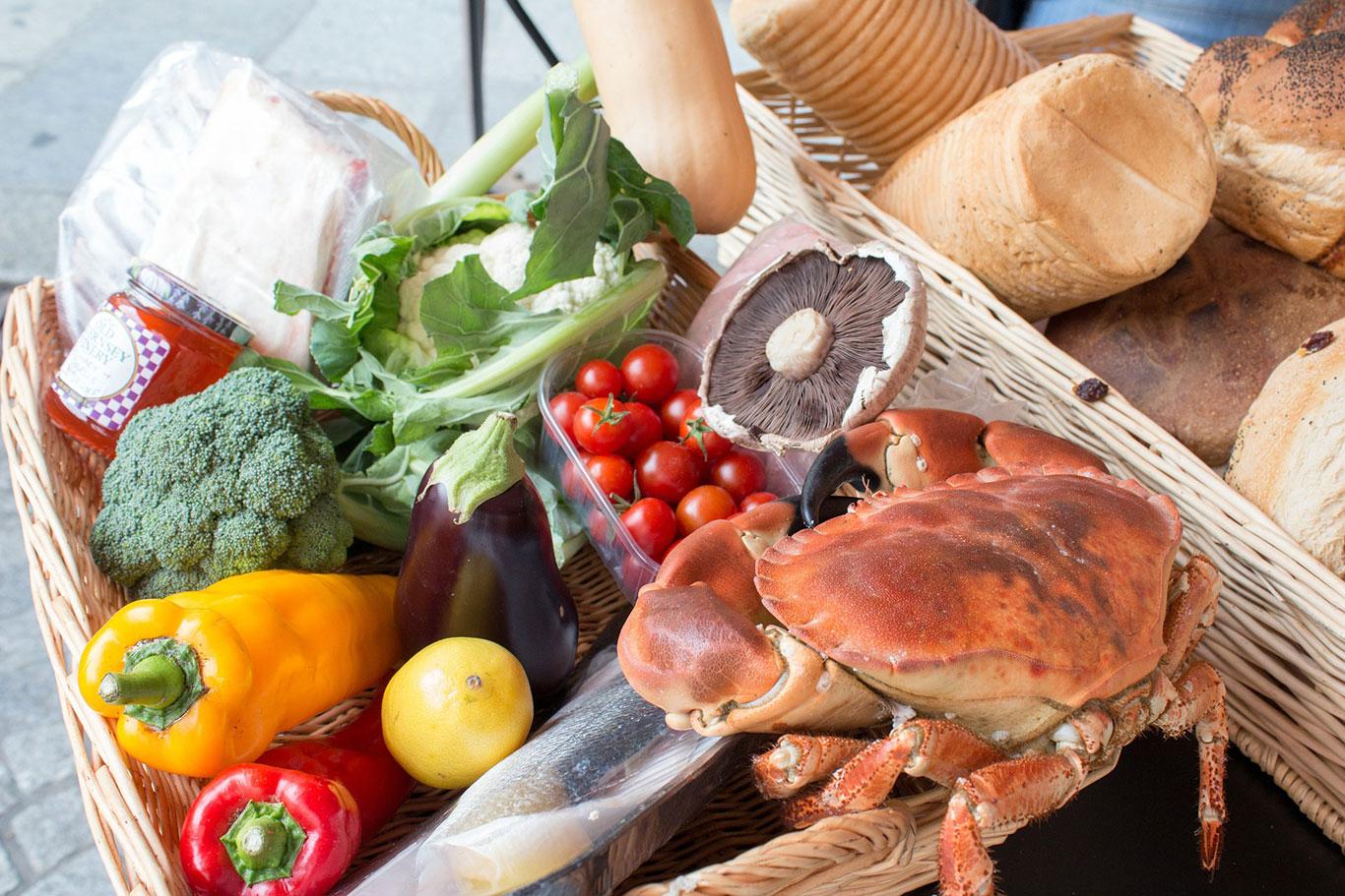 Crab Stuffed Catfish Recipe