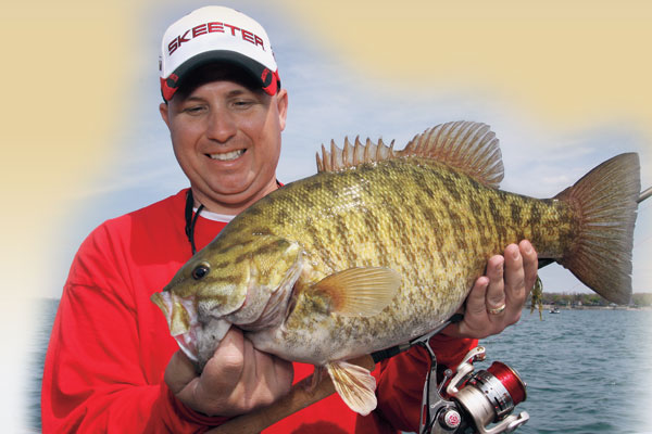 Snapping a Tube Finds Aggressive Smallmouth