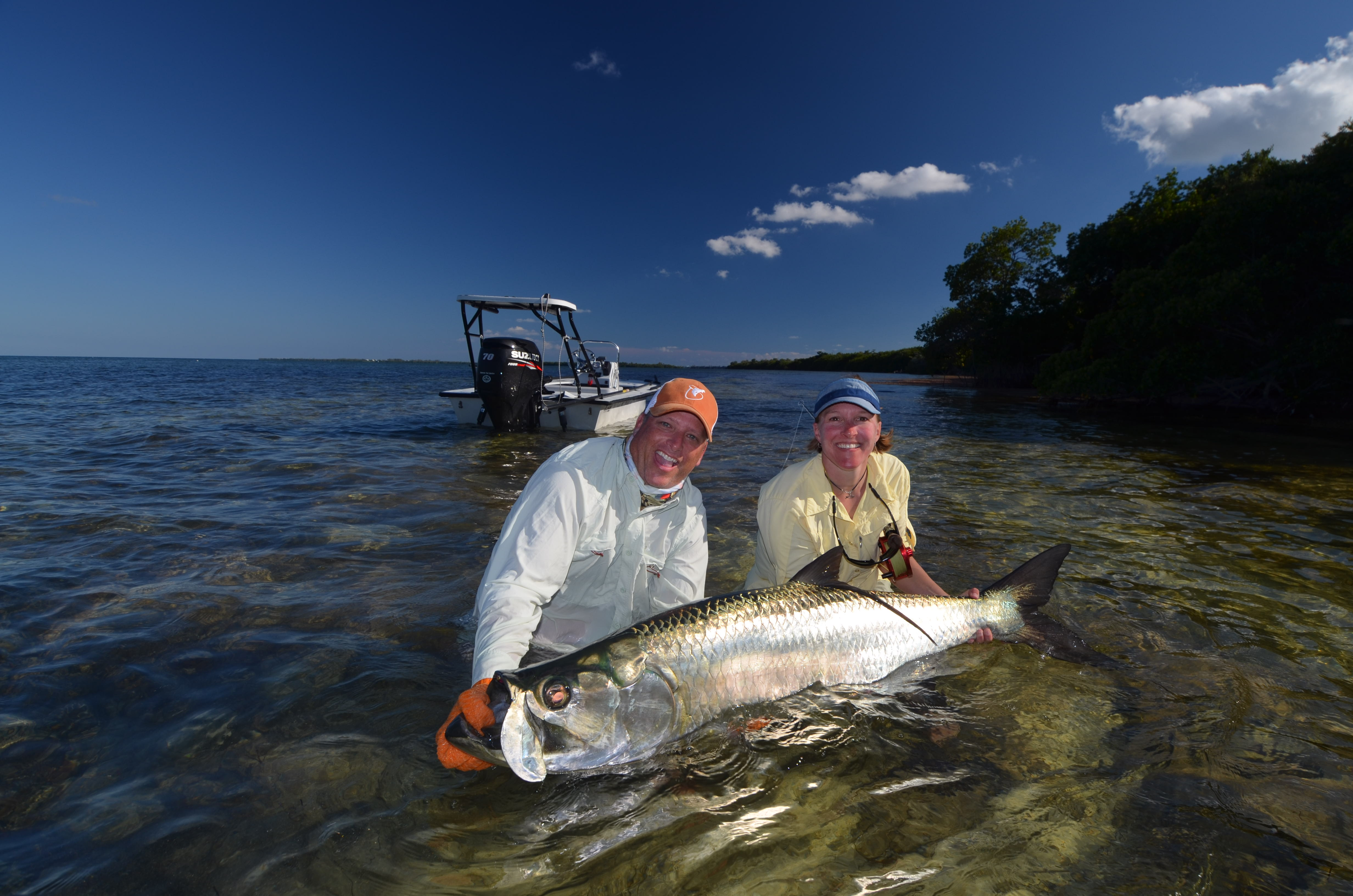 Tarpon Tips From Capt. Bruce ChardChardy's Tarpon Tips