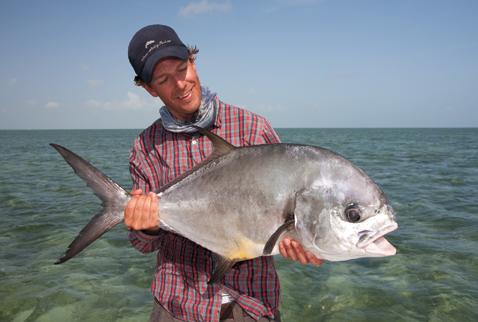 Cuban flats fishing