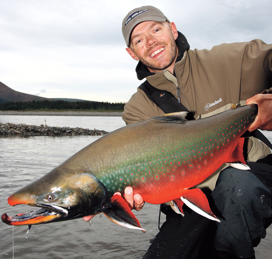 Lonesome Lands Arctic Char