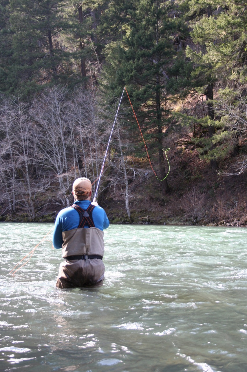 This past winter, I called my buddy Nate Koenigknecht, guide and rod junkie at C.F.
