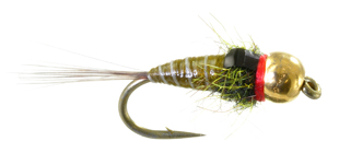 Confidence flies are a part of every fly angler's arsenal.  What is it that gives us confidence in