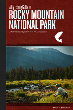 A decade later he has self-published the ultimate fishing manual for the park's varied waters: A Fly Fishing Guide to Rocky Mountain National Park.