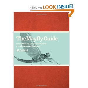 THE MAYFLY GUIDE BY AL CAUCCI