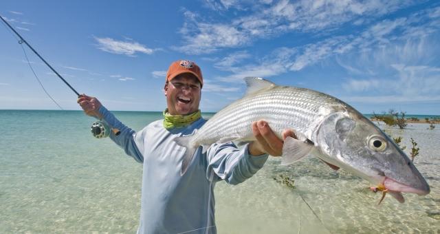 Bonefish on the brain blogs fly fisherman for Bonefish fly fishing