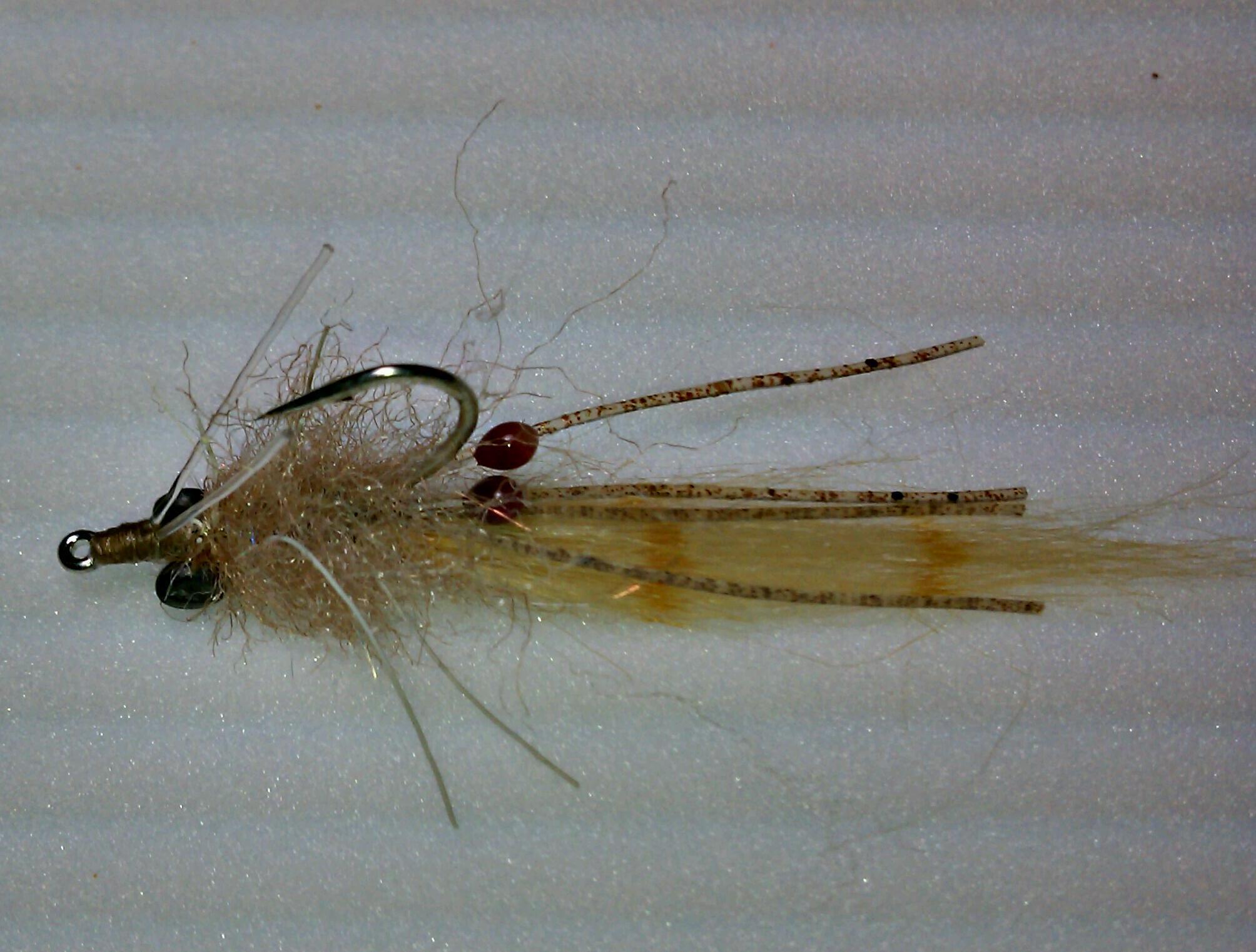 Salt water flies bruce chard joel dickey permit flies for Bonefish fly fishing