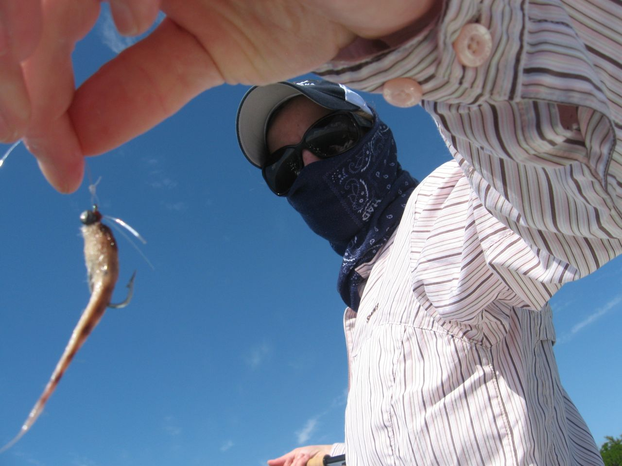 Sinking Flies With Lines, Tips and Knots