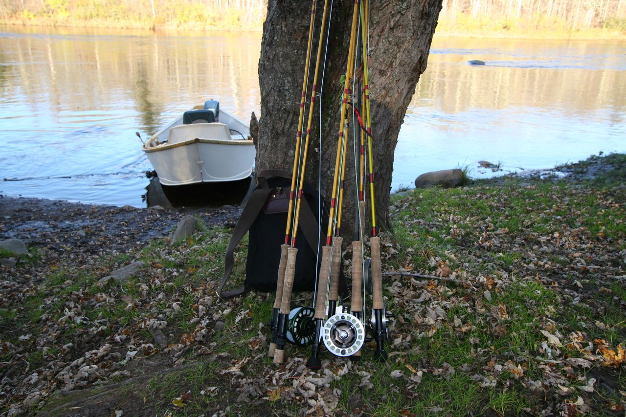 Sage's Bass rod series was the first of its kind. Initially, the lineup included a Largemouth (330 grain line) and Smallmouth (290 grain line) Bass rod.