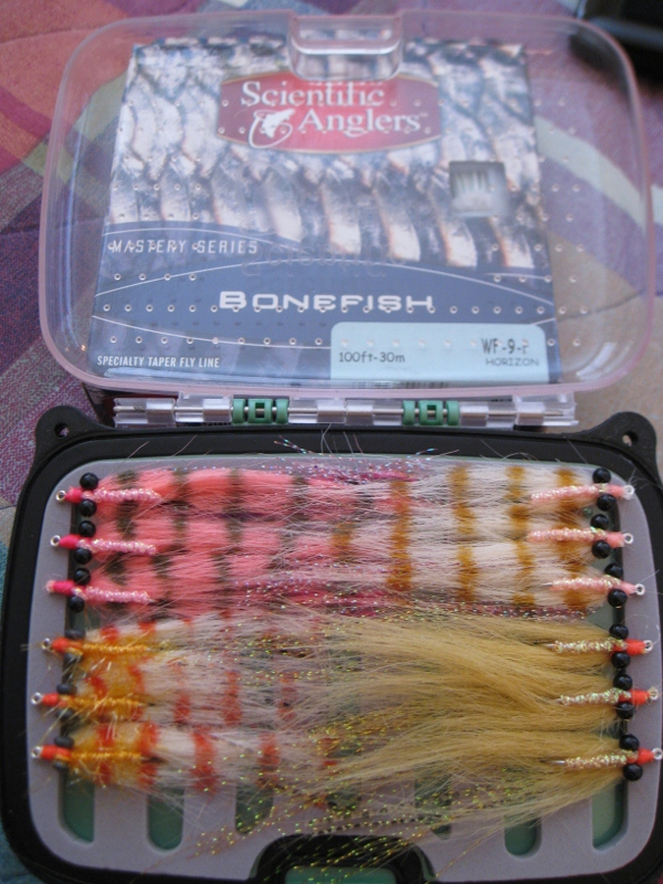 Load your Bahamas fly fishing box up with these bad boys and get ready for some fun!