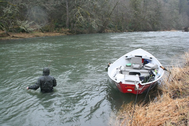 Tips for High Water Steelhead