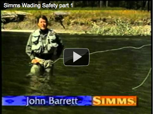 Wading Safety Video Part 1