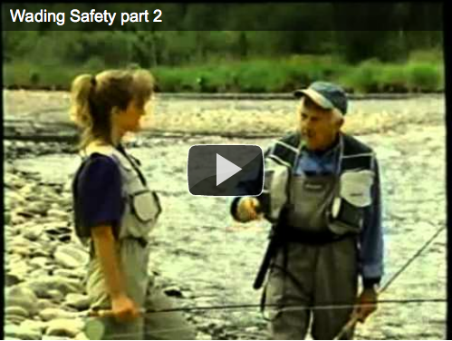 Wading Safety Video Part 2