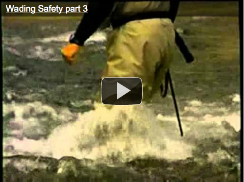 Wading Safety Video Part 3