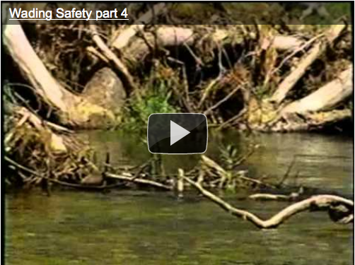 Wading Safety Video Part 4