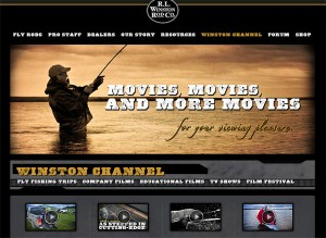 Winston's new site
