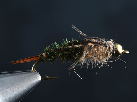Fly Tying The 20 Incher Stone