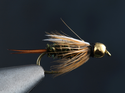 Fly Tying The Bead Head Prince Nymph