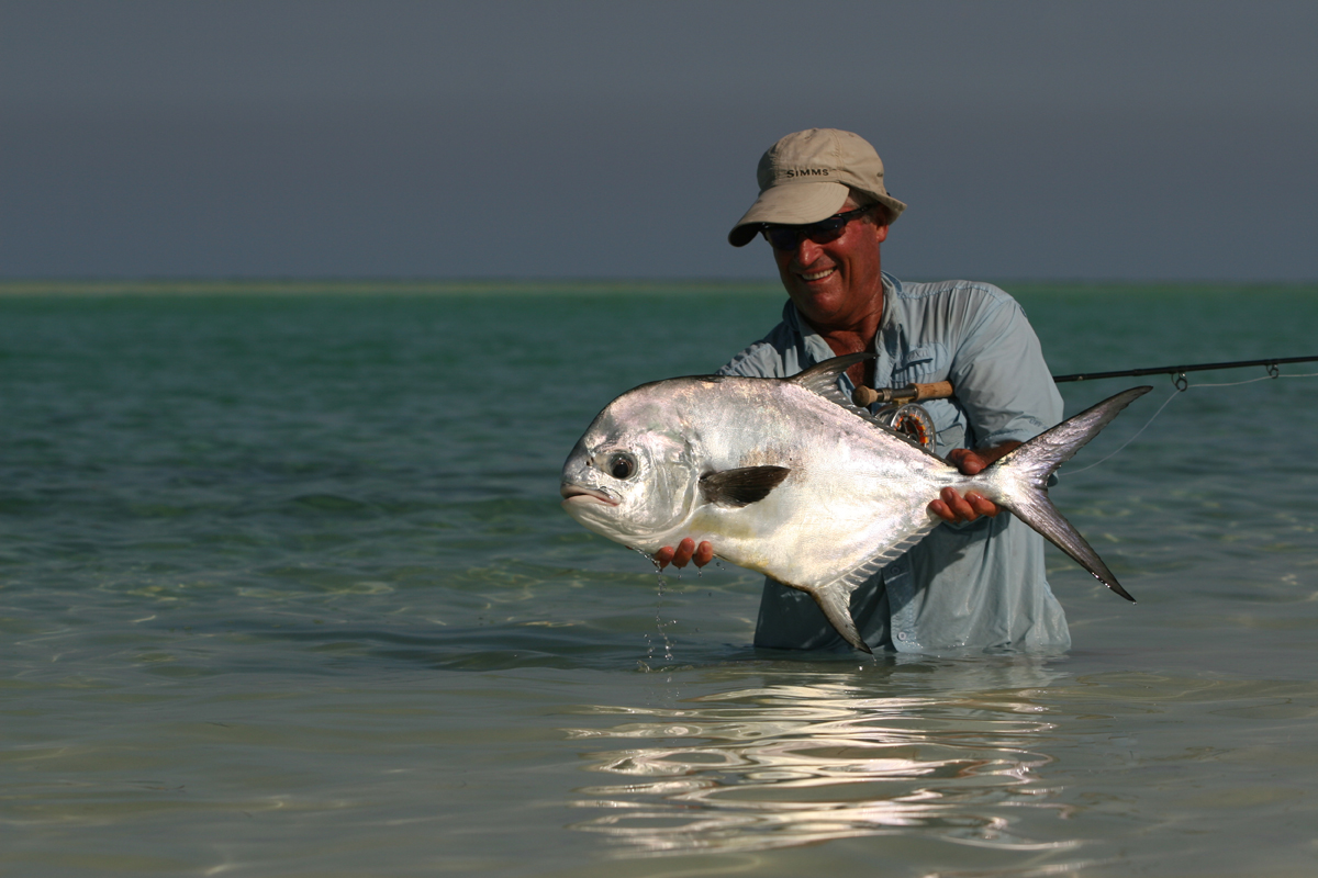 Catching up with o 39 keefe fly fisherman for Fishing in cuba