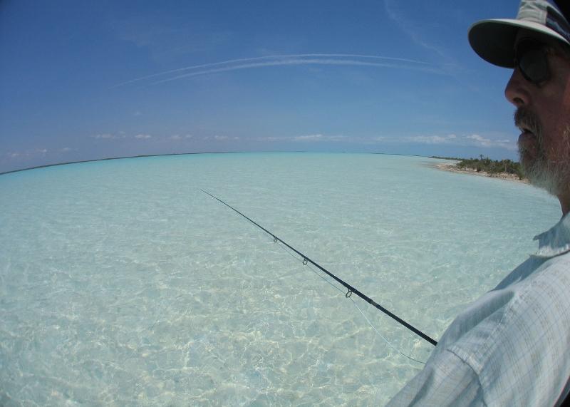 Sight Fishing Flats