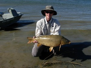 Fly Fishing Carp