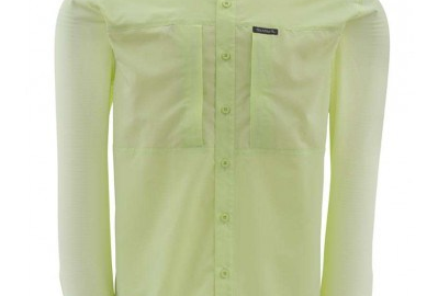 Another piece of favored fly gear is a good fishing shirt. A well designed shirt should be lightweight, breathable, long sleeve and in a neutral color.