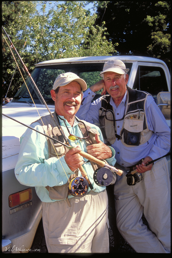 Bob Quigley was one of the greatest tiers of his generation. He refined and shared the techniques (and the flies) that are now standard on difficult waters such as Hat Creek, Hot Creek, and the Fall River.